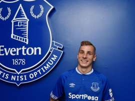 Digne has signed for Everton from Barcelona. EvertonFC