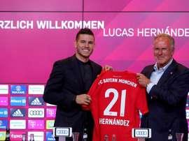 O Bayern de Munique aposta na juventude. Twitter/FCBayern