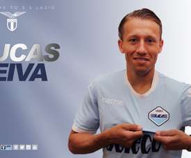 Lucas Leiva has thanked Liverpool fans after completing his move to Lazio. SSLazio