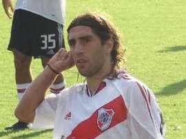 Lucas Mareque pasó por las filas de River Plate. RiverPlate