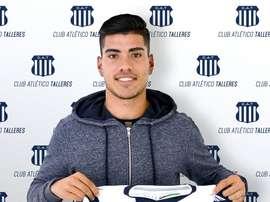 Talleres de Córdoba se hace con los servicios de Lucas Olaza. Talleres