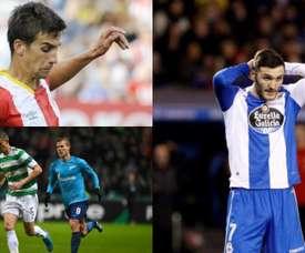 Lucas Pérez, Pere Pons y Jozo Simanovic, objetivos del Deportivo Alavés. BeSoccer/EFE