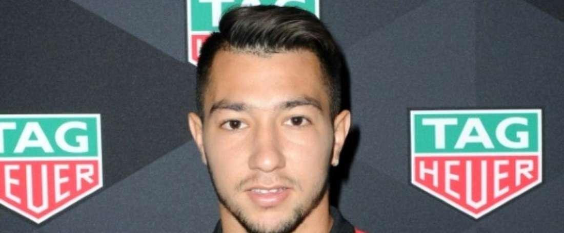 DC United resolve encerrar contrato com Luciano Acosta. AFP