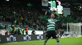 O que o Sporting precisa para avançar na Europa League. Twitter/SportingCP