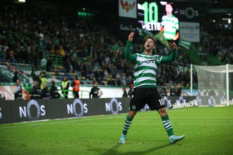 Derrota del Sporting de Portugal. SportingCP