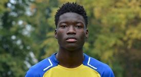 Lucien Agoumé es pretendido por Barça e Inter. FCSochaux