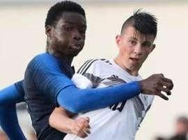 Lucien Agoume est déjà dans les petits papiers de grands clubs européens. LucienAgoume