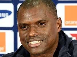 Lúcio Antunes se hace cargo de la selección africana. AFP