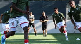 Giuly intègrera l'équipe réserve de Monaco. ASMonaco