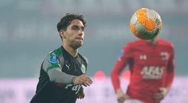 El Barça habría alcanzado un acuerdo con el Groningen por Reis. FCGroningen