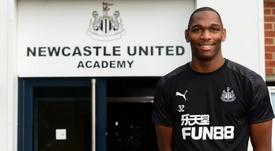 Un joueur de Régional 1 transféré à Newcastle. GOAL