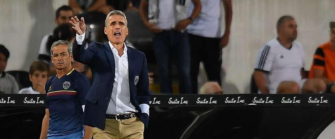 O Desp. Chaves venceu o Paços de Ferreira por 4-2. Twitter