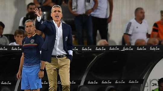O Chaves bateu o Estoril por 2-0. Twitter