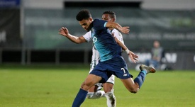 Luis Díaz gusta mucho en Bérgamo. Twitter/FCPorto