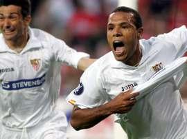14 ans du premier titre continental du FC Séville. SevillaFC