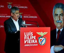 Mais um jovem colocado a 'rodar' pela direção do Benfica. SLBenfica