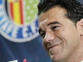 Luis García Plaza quiere volver a entrenar en España. GetafeCF