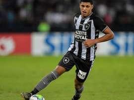 Luis Henrique est arrivé à Marseille. afp