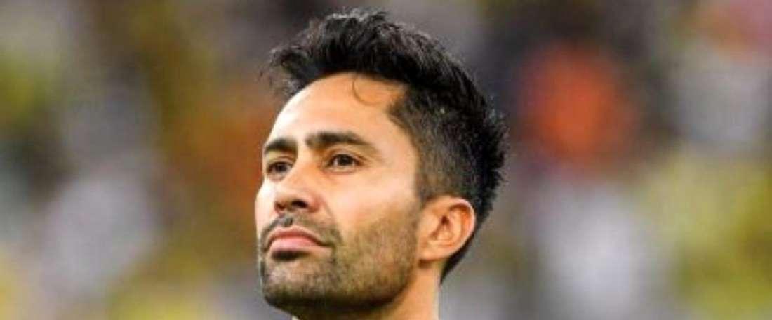 Menacé de mort, Luis Jiménez quitte déjà Al Ittihad. Twitter/Ittihad