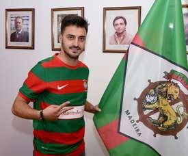 Luís Martins llega procedente del Granada. MaritimoMadeira