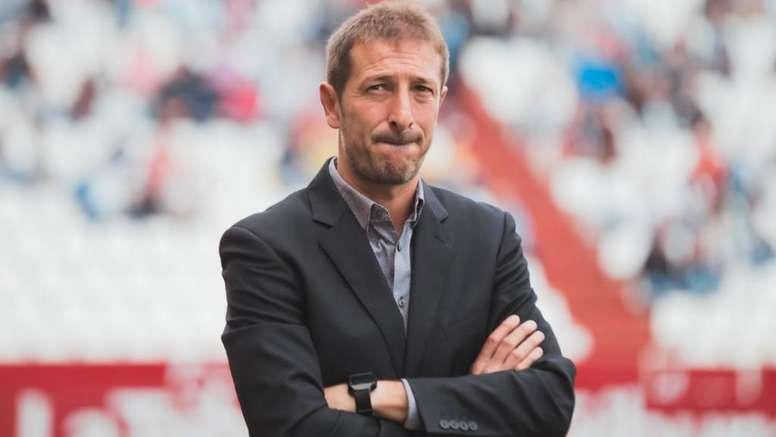 Ramis cree que habrían subido con el VAR. Twitter/AlbaceteBPSAD