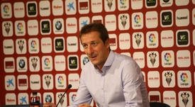 Ballou Tabla será baja para Ramis. Twitter/AlbaceteBPSAD