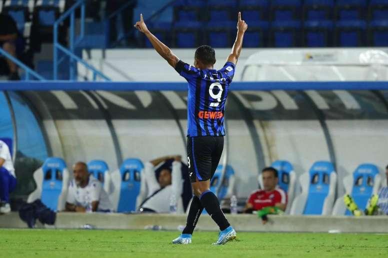 Muriel ha la migliore media goal d'Europa. Atalanta
