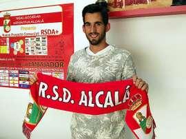 Sempere llega al Alcalá para reforzar la portería del conjunto madrileño. RSDA_oficial