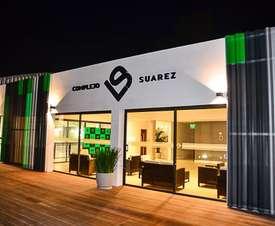 El Complejo Suárez abre las puertas. LuisSuárez