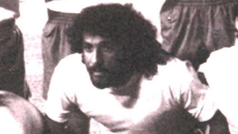 Falleció Luisinho, primer brasileño en la historia de Las Palmas. UDLasPalmas