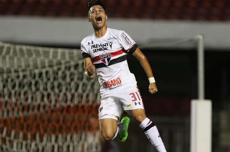 Luiz Araújo, nuevo jugador del Lille. Twitter