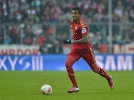Luiz Gustavo se refirió a su marcha del Bayern y dejó un mensaje a Guardiola. AFP