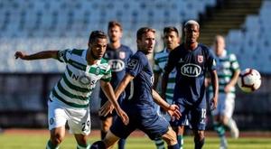 Luis Phellype obtient la nationalité portugaise. SportingCP