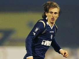 Santos a passé en revue son séjour au Dinamo Zagreb. UEFA