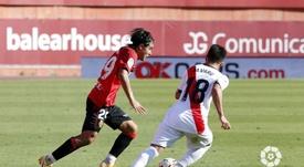 Luka Romero debutó también en Segunda con 15 años. LaLiga