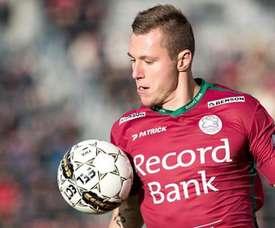 Lukas Lerager s'engage à Bordeaux. GirondinsBordeax