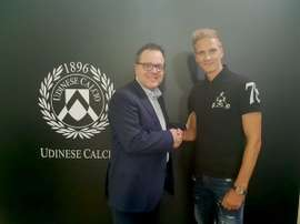 Lukasz Teodorczyk est recruté par l'Udiniese. Udinese