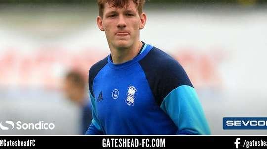 El mediocentro afronta una nueva cesión esta temporada. GatesheadFC