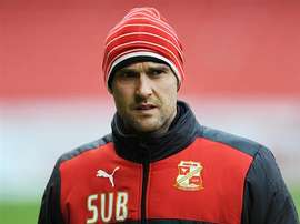 Luke Williams will be Swindon Town head coach for five years. Swindon Town FC