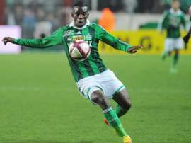 Lynel Kitambala se ha comprometido con el Union Saint-Gilloise hasta final de temporada. Twitter