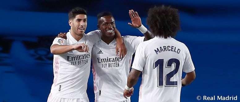 El Real Madrid no sabe lo que es perder en el Di Stéfano. RealMadrid