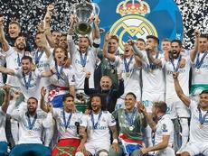 En Kiev, el Real Madrid se hizo con su última Champions. RealMadrid