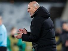 Zidane y una victoria especial. RealMadrid
