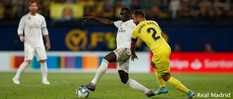 El Madrid visita al Villarreal. RealMadrid