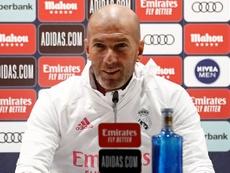 Zidane explicó cómo ve a los suyos antes del arranque liguero. Real Madrid