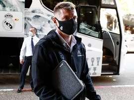 El Real Madrid vivió una odisea en su viaje a San Sebastián. RealMadrid