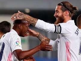El cambio de dibujo reparte dividendos en el Madrid. RealMadrid