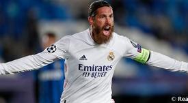 El capitán del Real Madrid, entre los elegidos por la UEFA. RealMadrid