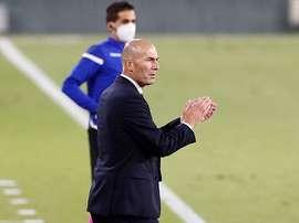 Zidane, un vencedor centenario en LaLiga. RealMadrid