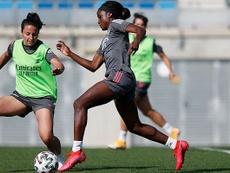 El Real Madrid Femenino arranca en Liga ante el Barcelona. RealMadrid